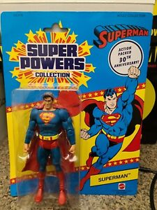 Mattel DC Universe Classics Super Powers Collection Superman 30th Anniversary