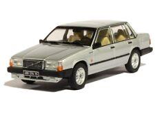 VOLVO 740 TURBO 1985 SILVER PREMIUM X PRD438 1/43 SILBER ARGENTE IXO MODEL