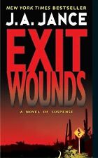 Exit Wounds by J.A. Jance (2004) book