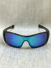 Oakley ANTIX Sunglasses 03-703 Lens:75mm Arm:128mm Brown/Blue Rank:A