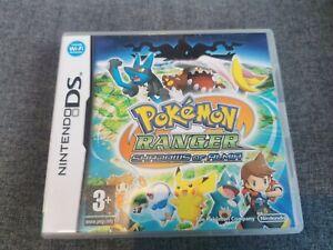 Genuine POKEMON RANGER NDS, Very Good Nintendo DS Video Games