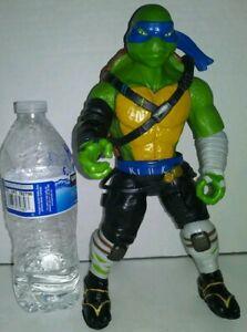 1980s Leonardo Vintage Figure Teenage Mutant Ninja Turtles TMNT 10in Articulated