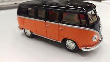 Kenworth T700 Nero Camion kinsmart modello Giocattolo 1/68 Scala