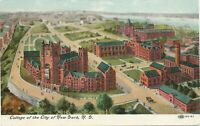 NEW YORK CITY – City College - College of the City of New York