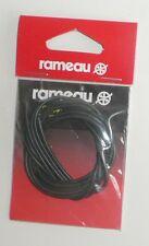Gaine silicone noir Rameau 0.7mm