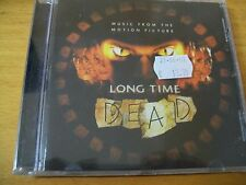 LONG TIME DEAD  O.S.T. CD SIGILLATO ZERO 7 DBX ST GERMAIN RONI SIZE