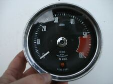JENSEN INTERCEPTOR REV COUNTER RVI 3810/00B 8 CYLINDER , LOW FUEL ALERT