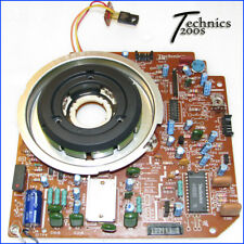 TECHNICS SL 1200 1210 TURNTABLE MAIN BOARD PCB WITH MOTOR - A+  FULLY TESTED MK2
