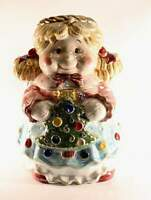 Jay Import ~Angel~ Cookie Jar. No Box