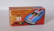 Repro Box Matchbox Superfast Nr.51 Citroen SM Streaker