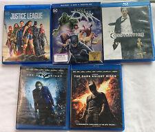 Justice League Dark K Igor Blu Ray DVD Lot of 5