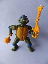 Figurine Ninja Turtle 1990 Mirage Studio Tmnt Leonardo Mechanism Ok + Accessory