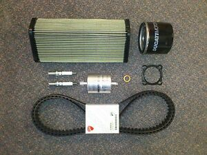 Genuine Ducati Spare Parts Full Service Kit, Timing Belts, 848 1098 1198 SBK