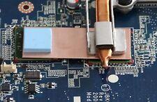 HP DV7-1000 GPU Thermal Pad Copper Shim Cools Both Gpu's 506124-001 486542-001