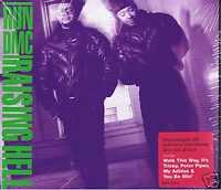 RUN-DMC - Raising Hell - CD NEU Digi - Walk This Way Dumb Girl