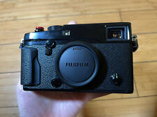 Fujifilm X-Pro2 24MP Mirrorless Digital Camera Body Only - Black
