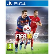FIFA 16 Ps4 Game UK PAL