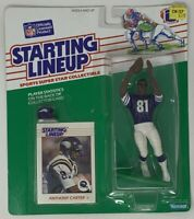 Starting Lineup Anthony Carter 1988 action figure