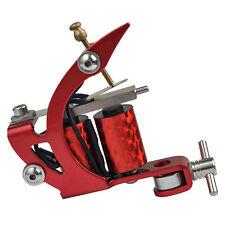 High Gloss Candy Apple Red Gun Liner Tattoo Machine USA