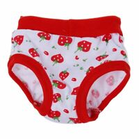 Small Female Pet Puppy Dog Clothes Physiological Sanitary Diaper Pant Z1L5
