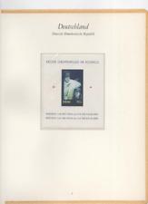 Borek Seite 50 1 DDR Briefmarken-Zusammendruck postfrisch