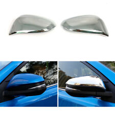 Car Chorme Side Mirror Cover Caps Shell fit for Toyota RAV4 2013-2016