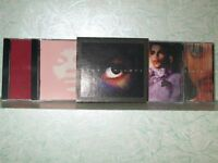 "PRINCE 6 CDs ""STUDIO NIGHT"" + CARDBOARD / DEMOS & OUTTAKES '76/'87 OOPS! NO LIVE"