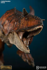 SIDESHOW DINOSAURIA CARNOTAURUS MAQUETTE POLYSTONE STATUE FIGURE BUST
