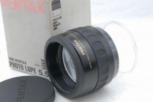 SMC Pentax Photo Lupe Loupe 5.5x  *BC9192