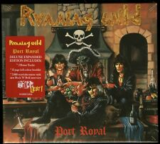 Running Wild Port Royal Deluxe Expanded Edition CD new