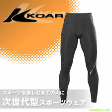 Koar BX1000 Long Tights Black available in Small or medium