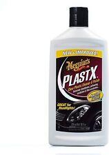 Clear Plastic Cleaner & Polish 10oz Meguair's PLASTX G12310
