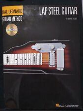 The Hal Leonard Lap Steel Guitar Method by Johnie Helms 2009 sk33