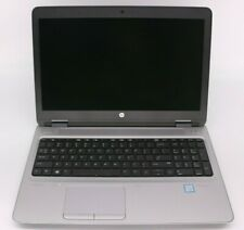 "HP ProBook 650 G2 15.6"" Laptop i5 6200U 500GB HDD 4GB RAM Win 10 PRO"