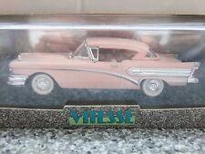 Vitesse 1958 Buick Roadmaster 1/43 Scale - Pink 038 Ltd Ed