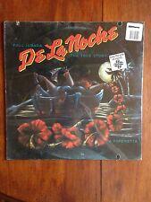 Paul Jabara De La Noche LP 1986 WB SEALED Soul Funk Disco