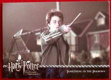 HARRY POTTER - PRISONER OF AZKABAN - Card #07 - In The Shadows - CARDS INC 2004