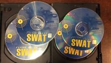 DARYL F GATES POLICE QUEST SWAT 4 DISK (1995,CD-Rom,Win98,Sierra) Pre Owned