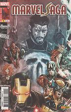 MARVEL SAGA N° 1 Comics 2ème Série Panini en français