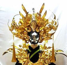 Da NeeNa H815  Chinese Nobleman Dance  Showgirl Latin Pageant Crystal Headdress