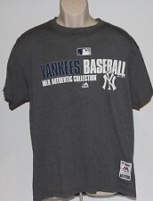 New York Yankees Baseball Majestic MLB Authentic Collection Men's Large T Shirt