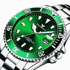 Luxury Men New Watches Top Brand Steel Quartz Wristwatch Man Luminous Male Best