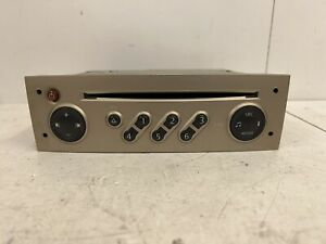 Renault car Radio CD player Stereo Head Unit Update List Renrdd347 Gold + Code