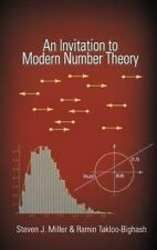 An Invitation to Modern Number Theory by Steven J. Miller and Ramin...