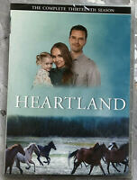 Heartland The Complete Season 13 (3-DISC DVD) New&Sealed Free Shipping US Seller