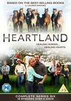 Heartland: The Complete Sixth Season [DVD][Region 2]