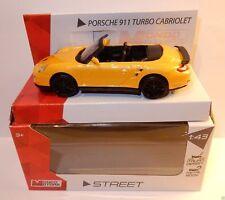 Modellino Lotus Exige mondo Motors Scala 1 43