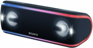 Sony SRS-XB41 Portable Bluetooth Wireless Speaker Waterproof EXTRA BASS Black