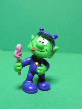 Figurine green Sniks Snik Astrosnik Astrosniks Bully Bullyland figure #05