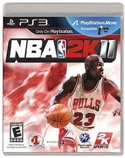 NBA 2K11 - Playstation 3 PS3 - Topselling baskeball Video Game